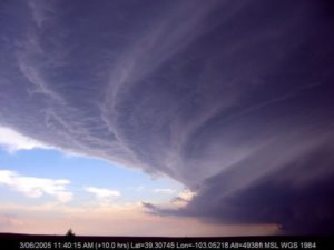 """Rings of Saturn"" Supercell"